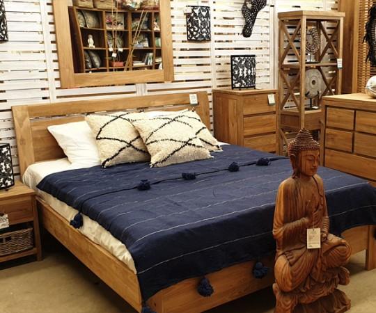 cama de teka