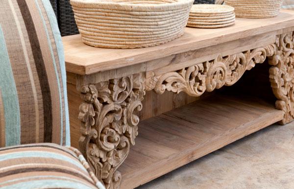 madera teka sustentable