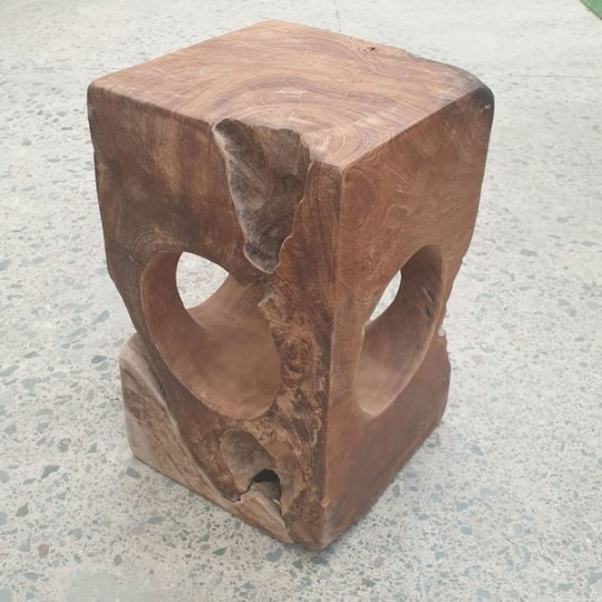 wood stool Fuerteventura